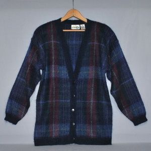 Vintage Paul Harris Cardigan Sweater Size Small